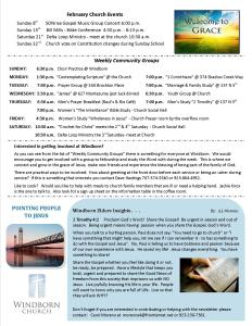 Windborn Newsletter Feb 2015 Page 2